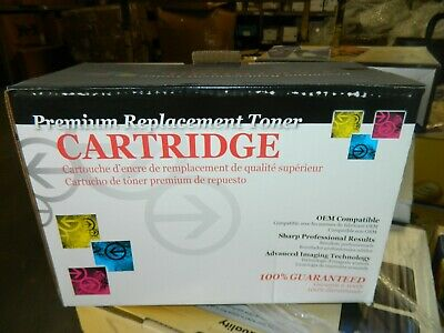 New GES Black Toner Cartridge Fits For Lexmark Optra N QMS 2425 HP 8000 5Si MX