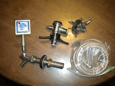 Used Beer  Tap System  Hosecoupler And More