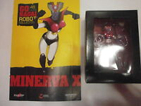 Go Nagai Robot Collection N 48 - Minerva X -visitate Negozio Compro Fumetti Shop -  - ebay.it
