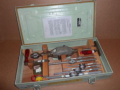 Werkzeug AMAGENTISCH Edelstahl Bohrmaschine Windeisen Schneideisenhalter MRT #4