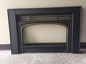 Cast Iron Fireplace Surround-Reduced! Must go!