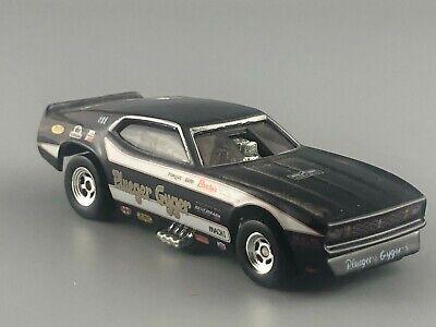 Hot Wheels '71 Mustang Funny Car Dragstrip Demons #3 Loose