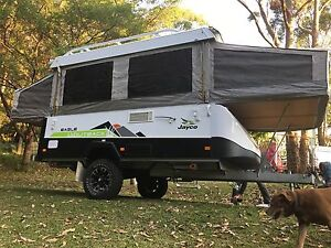 Jayco Eagle Outback Otford Wollongong Area Preview