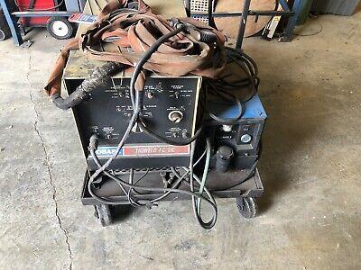 Hobart Tig Weld Acdc Miller Coolmate 3 Chiller Welding Machine Cart Electrodes