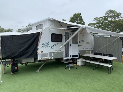 JAYCO EXPANDA OUTBACK Gymea Bay Sutherland Area Preview