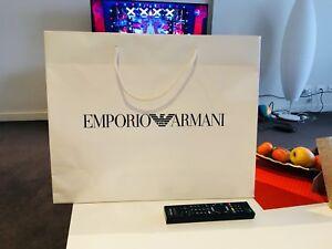 Emporio Armani Paper Bag  8bbc10aa7d4a7