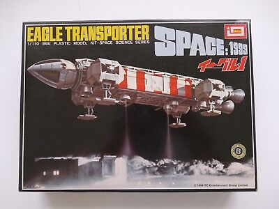 Imai Space 1999 Eagle Transporter 1/110 Scale Model Kit from Japan BNIB