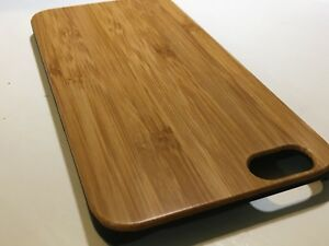 Real wood bamboo iPhone 6/6s Plus case