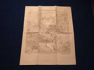 Landkarte Meßtischblatt 2663 Petznick / Piecnik, Posen, Kreis Deutsch Krone 1945