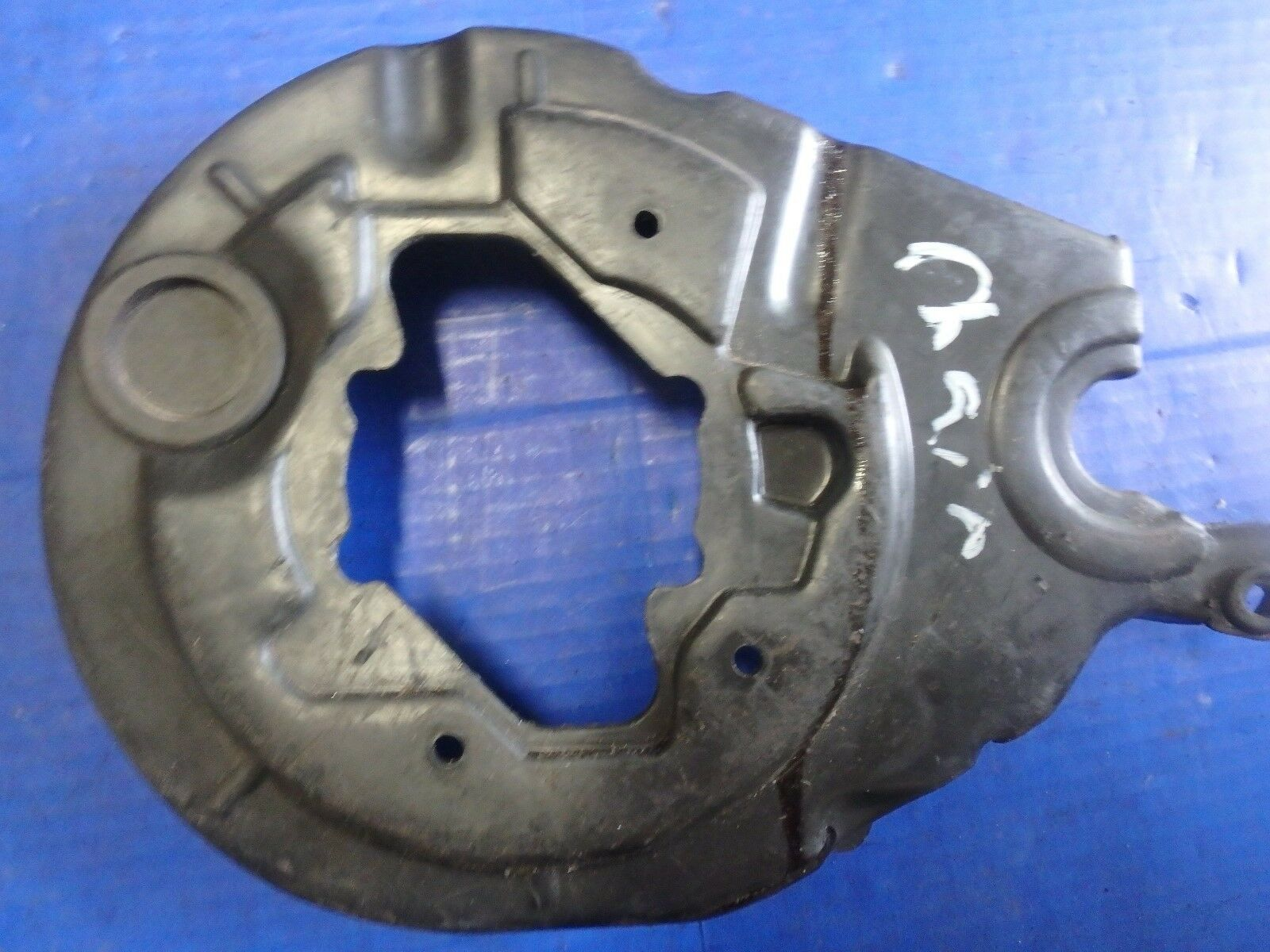 Yamaha Trimoto YT 125 Off Year 1982 YT125 chain cover