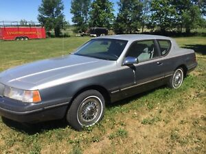 1988 Ford cougar