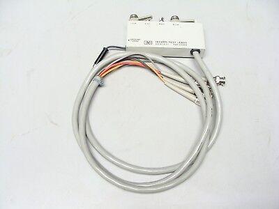Hp Agilent 16048d Test Lead Fixture Bnc Cable Set For 4284a Precision Lcr Meter