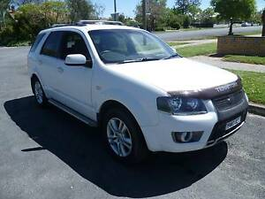 2011 Ford TS MKII TERRITORY LIMITED EDITION 4X2 7 SEAT Holbrook Greater Hume Area Preview