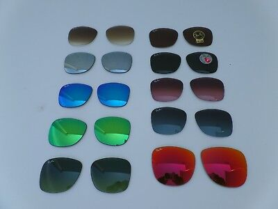 New RayBan RB2140 / RB4105 Wayfarer replacement lenses 100% (Wayfarer Rb2140 Replacement Lenses)