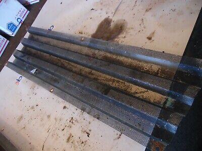 Case 4690 Farm Tractor Upper Grill Screen