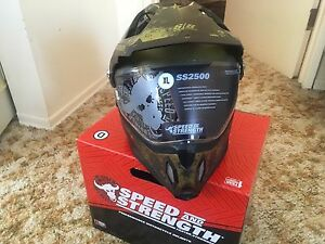 Adventure Motorcycle Helmet XL