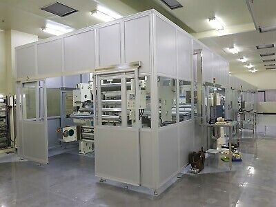 Cleanroom For Sale Modular Clean Room Class 100 -100000 Iso 5 - Iso 8