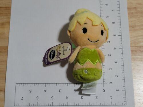 2014 Hallmark Itty Bittys Disney Fairies Tinker Bell Plush NWT New with Tags