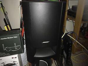 Selling a BOSE HOME THEATRE