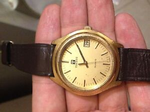 Vintage Tissot mens watch cal. 5500 1970's nice