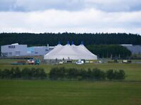 Zirkuszelt mieten - Palastzelt 1500qm - Zeltverleih - Event Nordrhein-Westfalen - Harsewinkel - Greffen Vorschau
