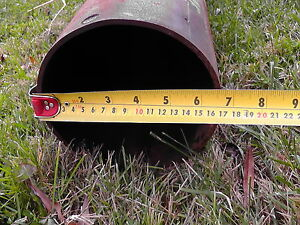 Heavy wall pipe, round tube, 6 inch round pipe Kitchener / Waterloo Kitchener Area image 1