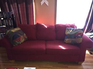 Three pce Couch Set