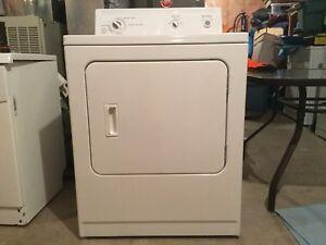 Kenmore heavy duty super capacity dryer