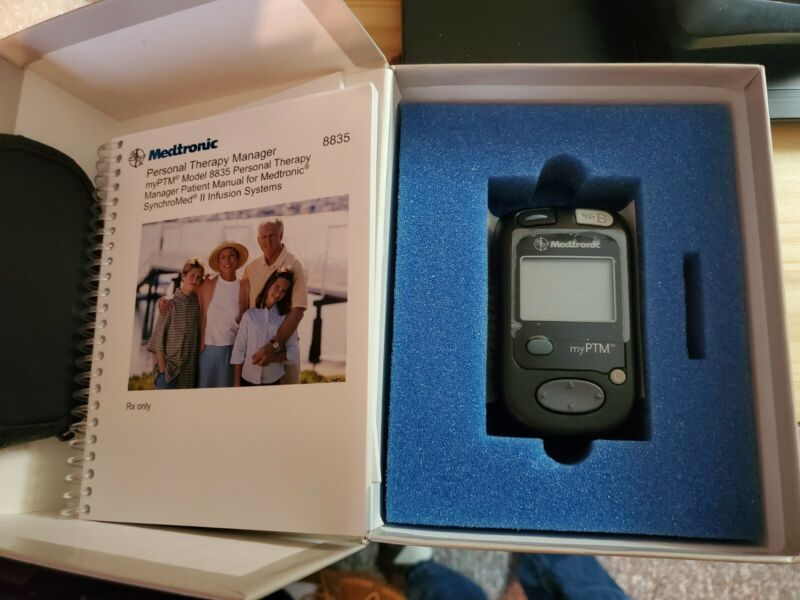 Medtronic personal therapy manager