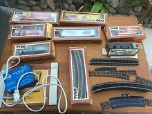 Vintage Tyco model train set HO scale Chatanooga Rowville Knox Area Preview