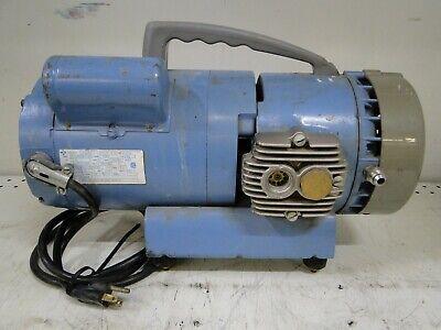 Itt Pneumotive Sycogh7-1 Oil Less Air Compressor 12hp 110v 220v Usa