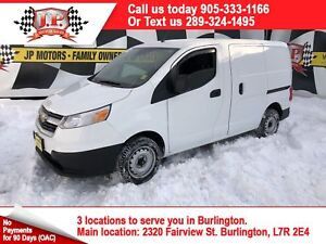 2015 Chevrolet City Express LS, Automatic, Cargo, 74, 000km