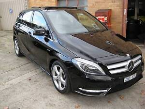 2012 Mercedes-Benz B200  CDI DIESEL SPORTS MODEL AUTO Heidelberg Heights Banyule Area Preview