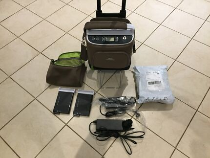 Phillips Simple Go Portable Oxygen Concentrator