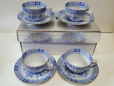 4 tazzine caffè in porcellana da collezione Bavaria