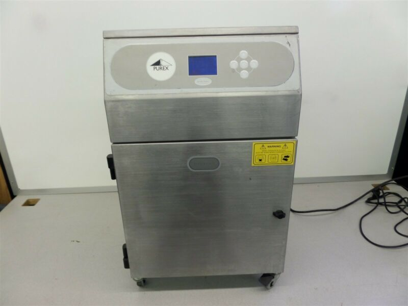 Purex Digital Dust and Fume Extraction 082233D 9000/210MEK Digital