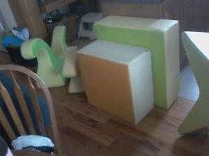 various pieces of amazing play furniture from Italy Cambridge Kitchener Area image 7