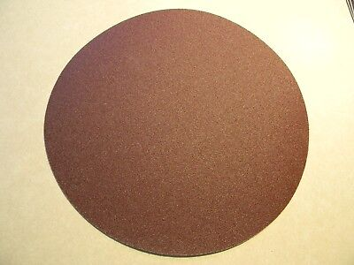 12 Inch Psa Sanding Disc 120 Grit 1-24