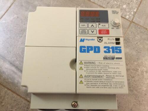 MAGNETEK GPD 315 MODEL MVB009 DRIVE NEW