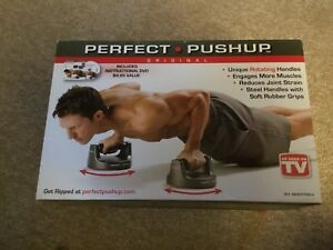 The Original Perfect Push-up and The Gold's Gym AB Wheel