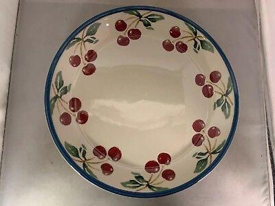Folkcraft Cherry Orchard Dinner Plate 11 ?�