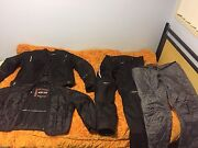 Motorcycle jacket and pants Blacktown Blacktown Area Preview
