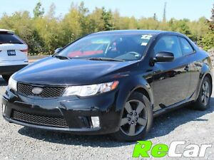2012 Kia Forte Koup 2.0L EX HEATED SEATS | ONLY $50/WK TAX IN...