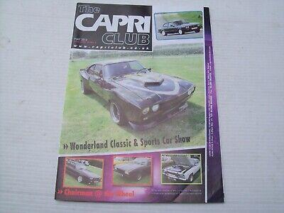 The Capri Club Magazines - Volume 28 & 29 - 2012 x7 - Ford Capri - UK Free Post