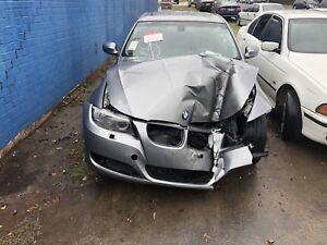 BMW E90 320i 2009 Automatic sedan now wrecking Northmead Parramatta Area Preview