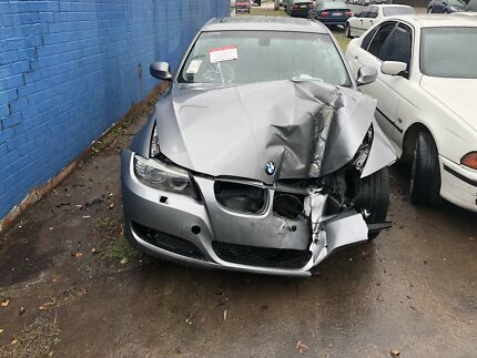 BMW E90 320i 2009 Automatic sedan now wrecking Northmead Parramatta Area Preview