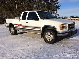 1995 gmc 6.5 diesel 180000kms mint condition