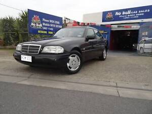 1996 Mercedes-Benz C200 AUTOMATIC Sedan Epping Whittlesea Area Preview