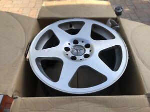 17 Mercedes wheels