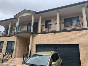 3 Bedroom duplex good location and area close to train station